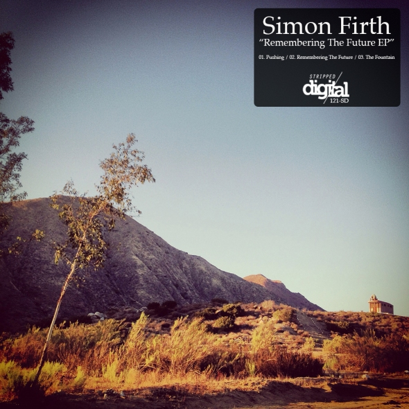 121-SD Simon Firth - Remembering The Future EP