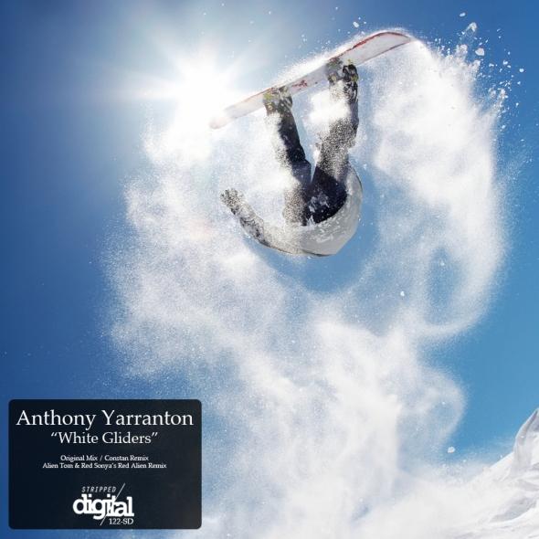 122-SD Anthony Yarranton - White Gliders - Stripped Digital
