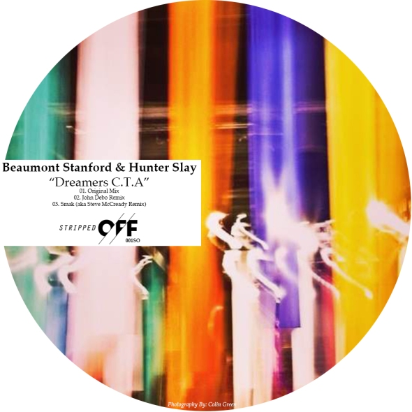 Beaumont Stanford & Hunter Slay - Dreamers C.T.A - Stripped Off