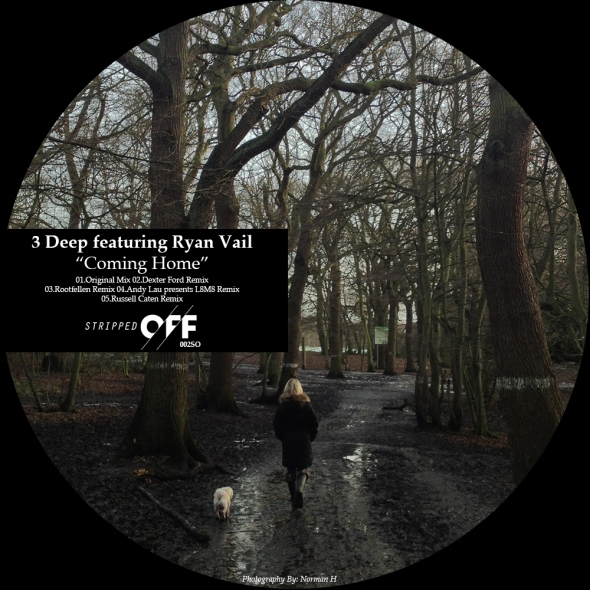002SO 3 Deep featuring Ryan Vail - Coming Home