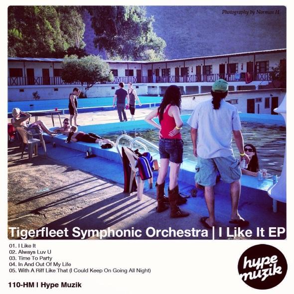 110-HM Tiger Fleet Symphonic Orchestra