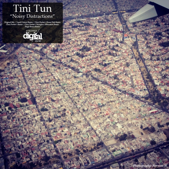 126-SD Tini Tun - Noisy Distractions - Stripped Digital
