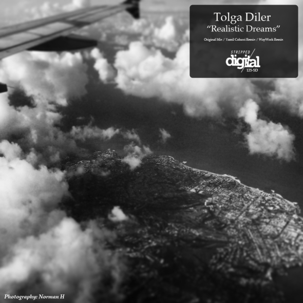 125-SD Tolga Diler - Realistic Dreams - Stripped Digital