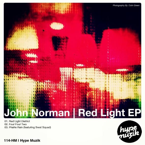 114-HM John Norman - Red Light - Hype Muzik