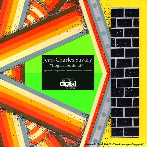 127-SD Jean-Charles Savary - Logical Suite