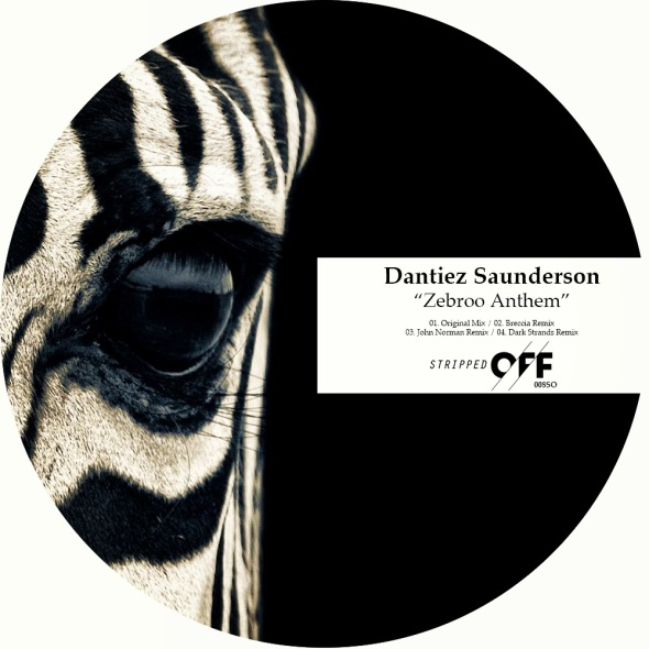 008SO Dantiez Saunderson - Zebroo Anthem - Stripped Off