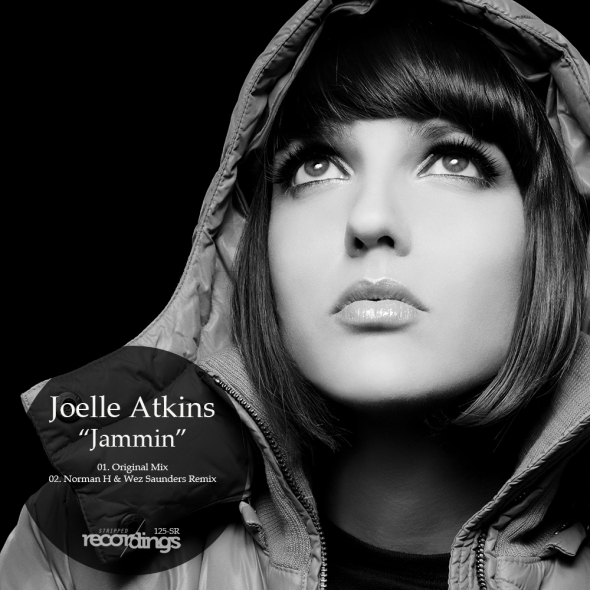 125-SR Joelle Atkins - Jammin - Stripped Recordings