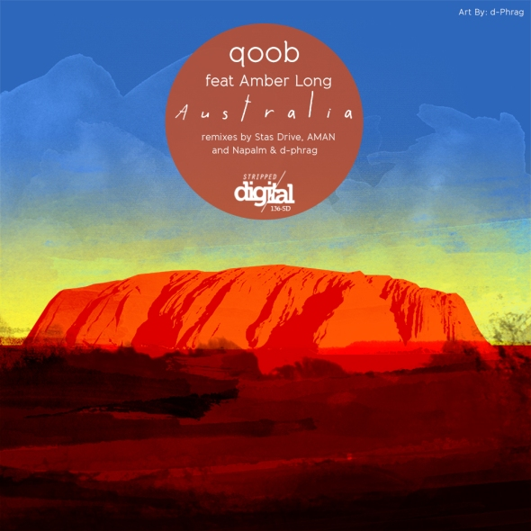 136-SD qoob feat Amber Long - Australia - Stripped Digital