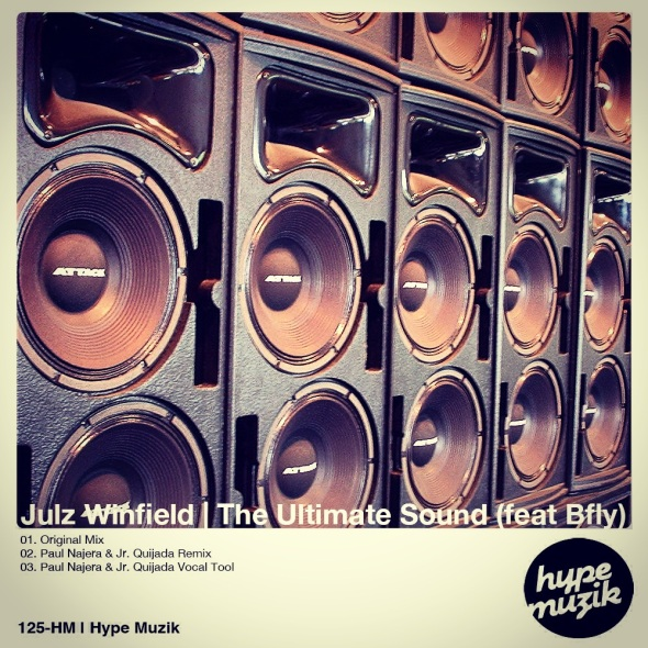 125-HM Julz Winfield ft Bfly | The Ultimate Sound | Hype Muzik