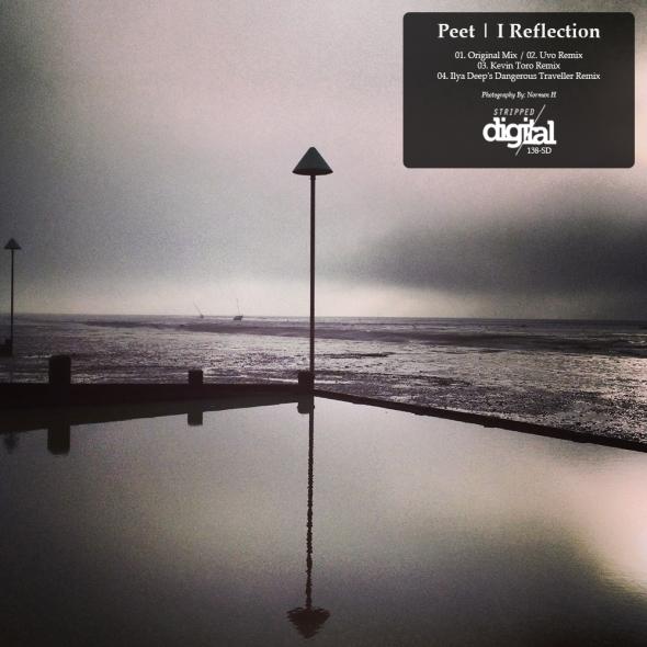 138-SD Peet | I Reflection | Stripped Digital