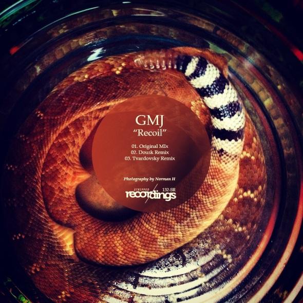 132-SR GMJ - Recoil - Stripped Recordings
