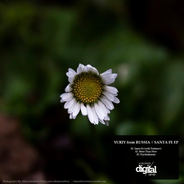 142-SD Yuriy from Russia | Santa Fe EP | Stripped Digital