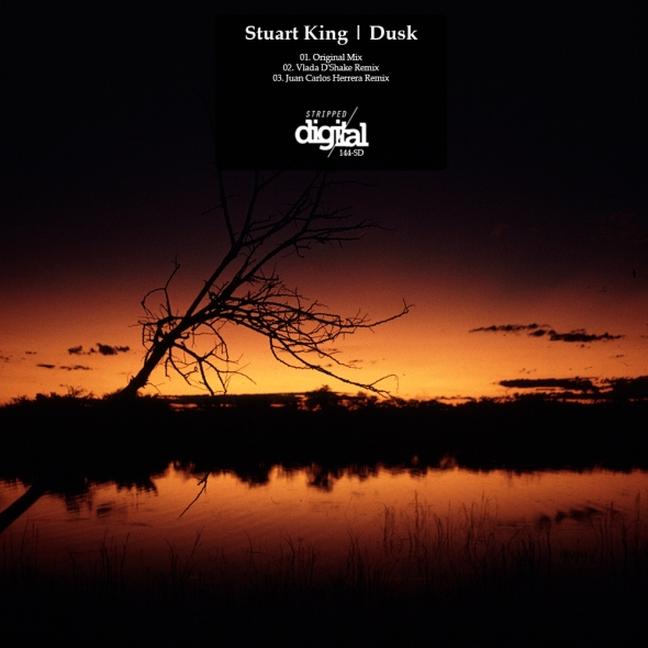 144-SD Stuart King - Dusk - Stripped Digital