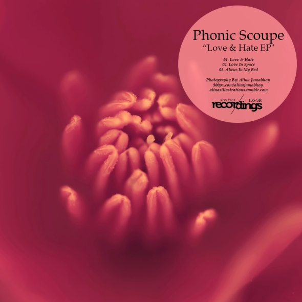 135-SR Phonic Scoupe - Love & Hate EP | Stripped Recordings