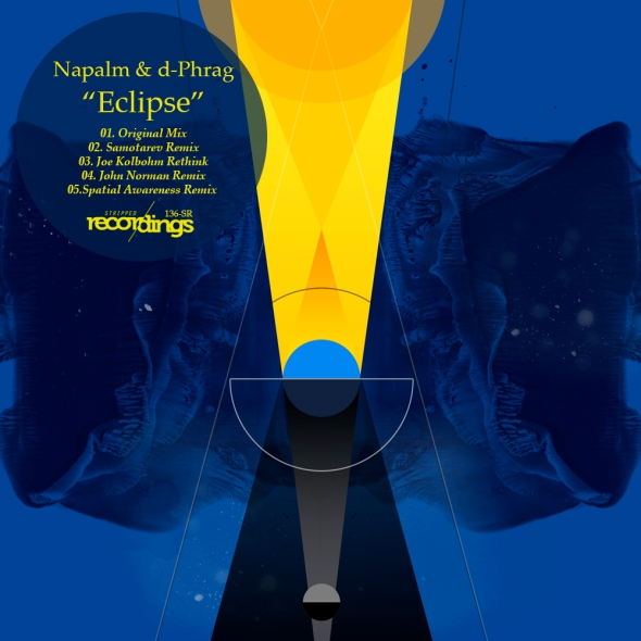 136-SR Napalm & d-Phrag - Eclipse - Stripped Recordings