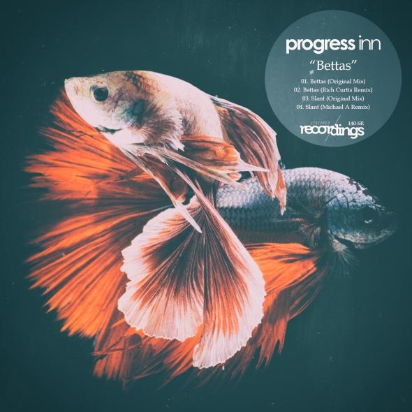 140-SR Progress Inn - Bettas EP - Stripped Recordings