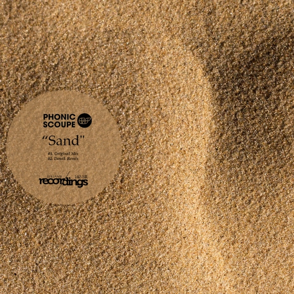 142-SR Phonic Scoupe - Sand - Stripped Recordings