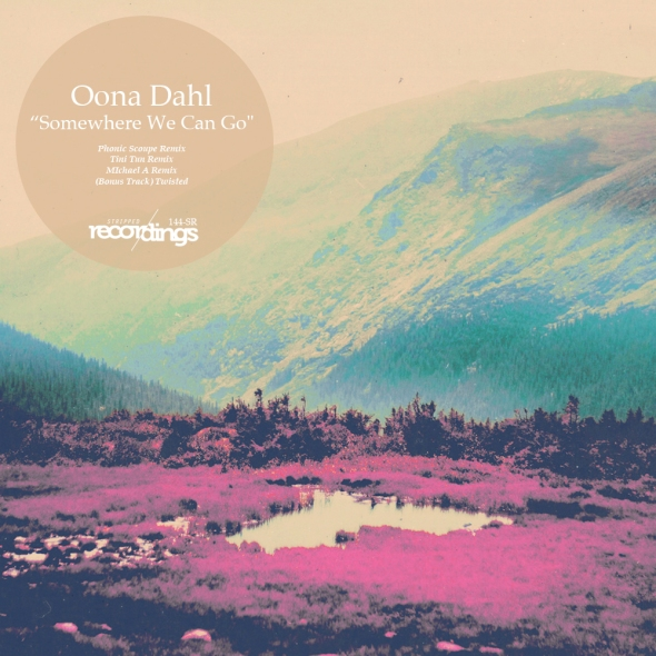 144-SR Oona Dahl - Somewhere We Must Go - Stripped Recordings