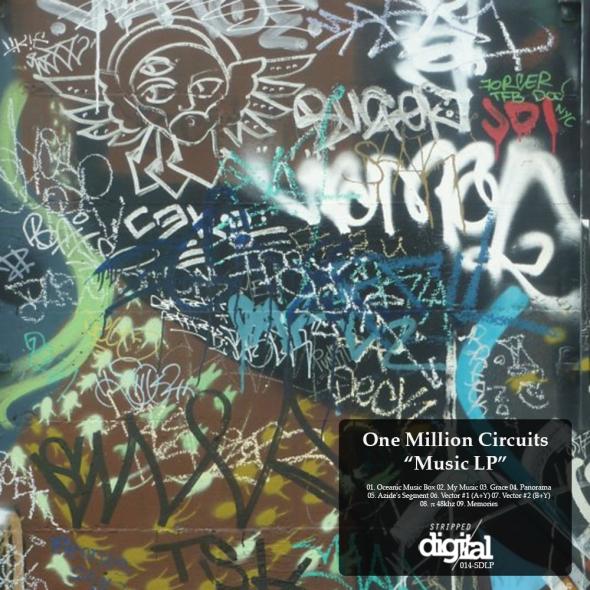 014-SDLP One Million Circuits - Music (album) - Stripped Digital