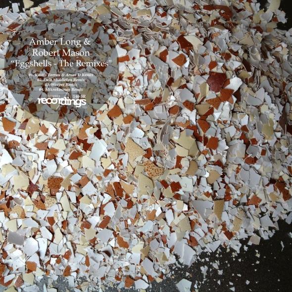 146-SR | Amber Long & Robert Mason - Eggshells - Stripped Recordings