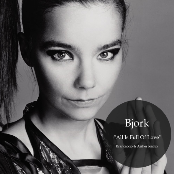 Bjork - All Is Full Of Love - Luke Brancaccio & Bruce Aisher Remix