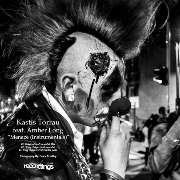 Art.152-SR Kastis Torrau feat Amber Long | Menace - Instrumenals EP | Stripped Rec