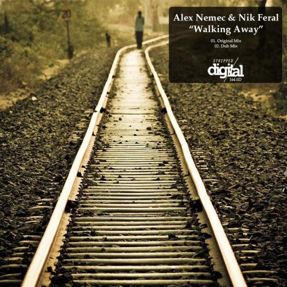 164-SD Alex Nemec & Nik Feral | Walking Away | Stripped Digital