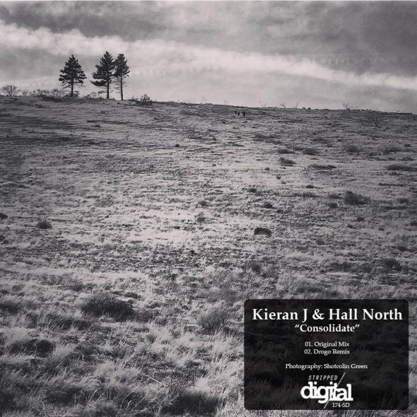 174-SD Kieran J & Hall North | Consolidate | STRIPPED DIGITAL