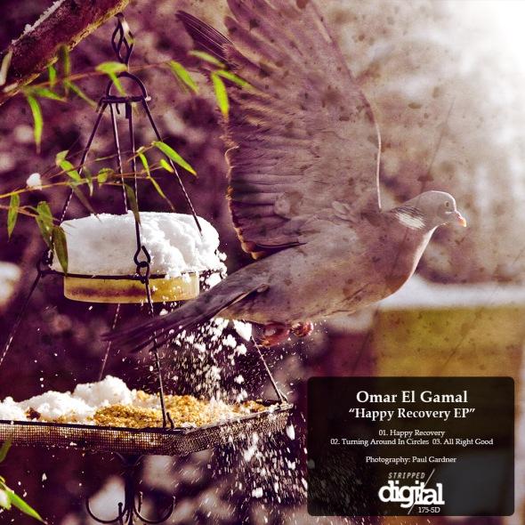 175-SD Omar El Gamal Happy Recovery EP | Stripped Digital