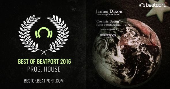 #BestOfBeatport 2016 - James Dixon / Kastis Torrau
