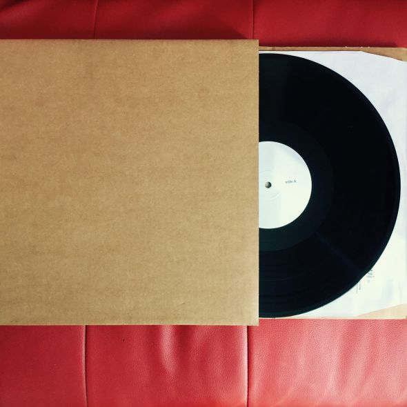 Test Pressing 194-SR Stripped Recordings
